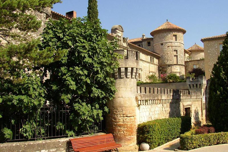 Château de Florans La Roque-d'Anthéron