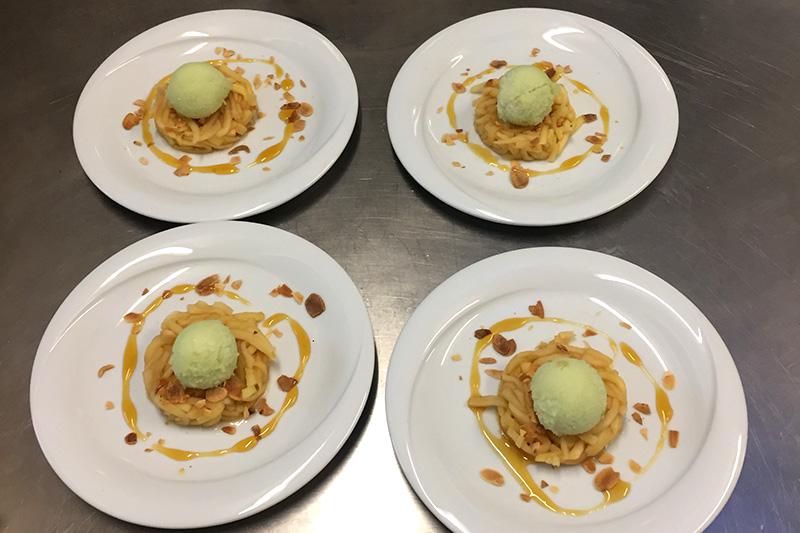 Dessert Glace du Mas de Jossyl