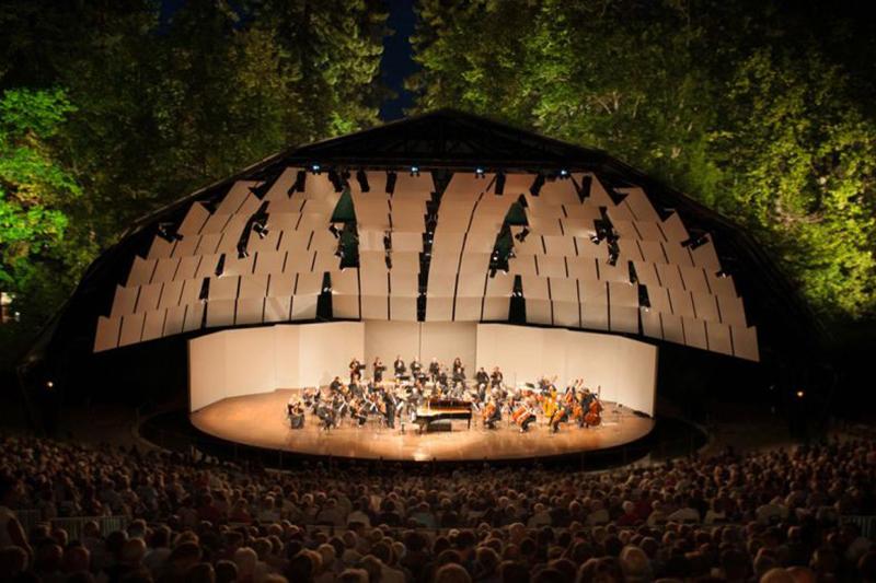 Festival International de Piano La Roque-d'Anthéron