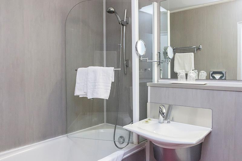 Salle de bain Le Mas de Jossyl