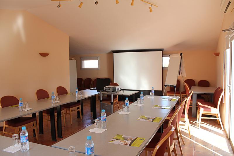 Salle de réunion Le Mas de Jossyl